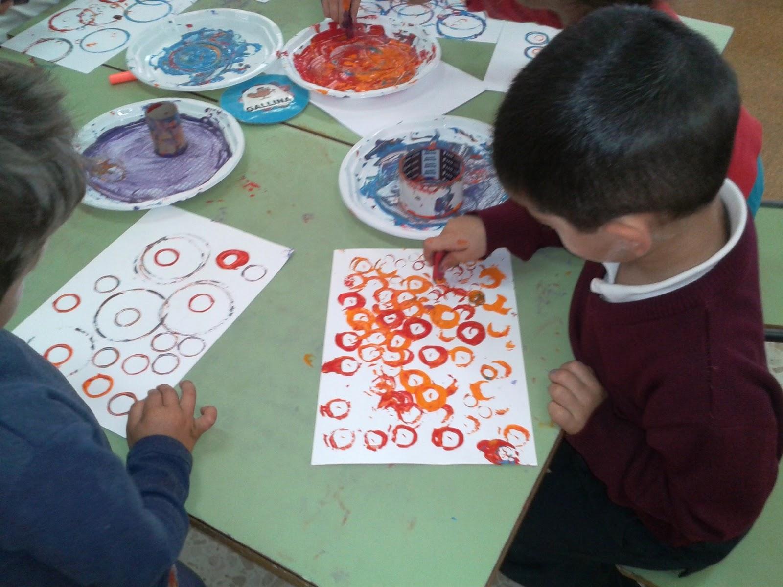 Aventura diminuta m s t cnicas art sticas para la clase for Actividades para jardin infantil