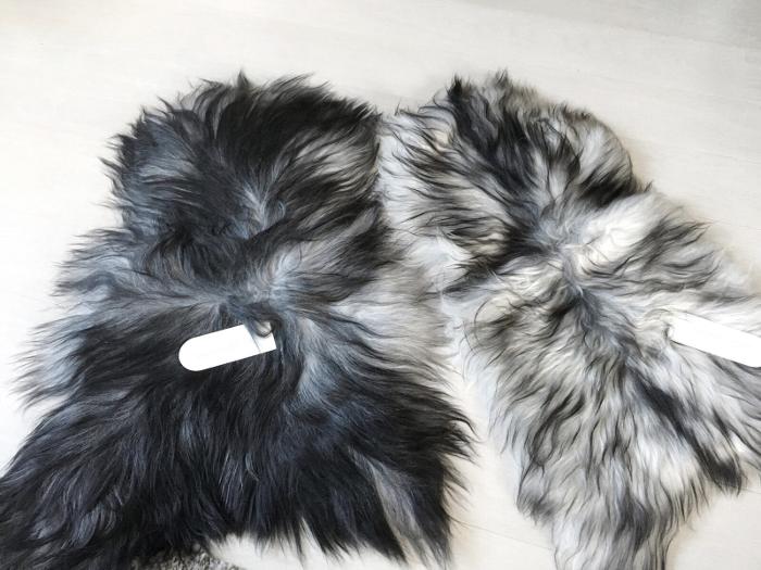 isländska fårskinn, annelies design, webbutik, webshop, nätbutik, inredning, skinn, långhåriga, fäll, fällar