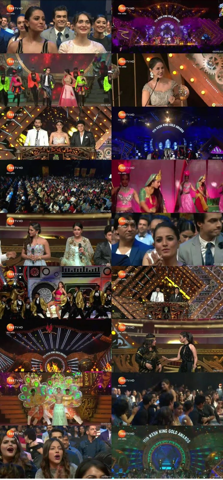 Gold Award 24th June 2018 Hindi 450MB HDTV 480p x264 2