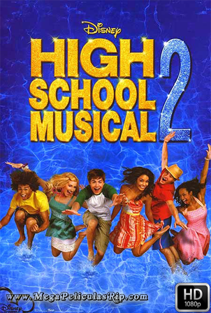 High School Musical 2 [1080p] [Latino-Ingles] [MEGA]