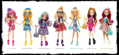 Ever After High Dolls 2017 Preview