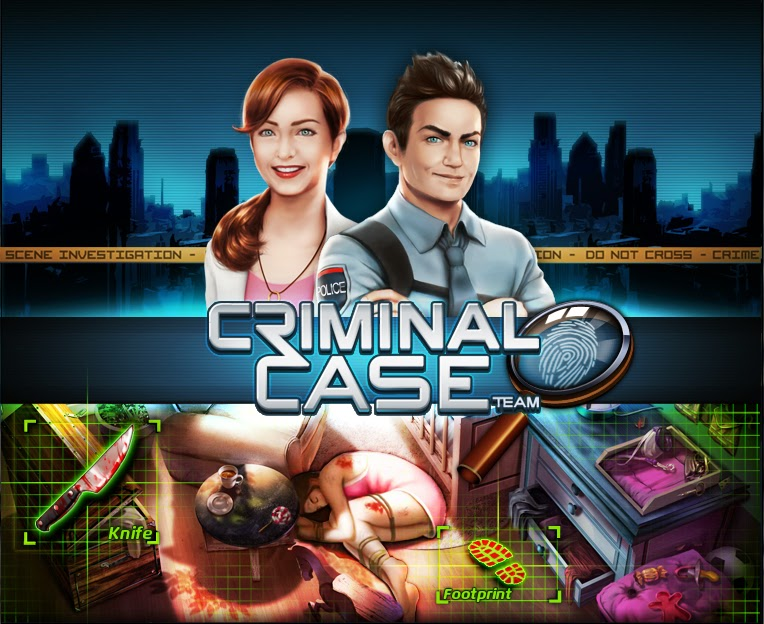 Game criminal case for pc.