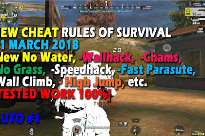 After MT Update Cheat Rules of Survival Serin 7.0 part 2 Update 21 Maret 2018