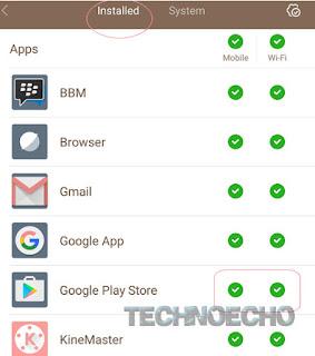 tidak bisa download aplikasi