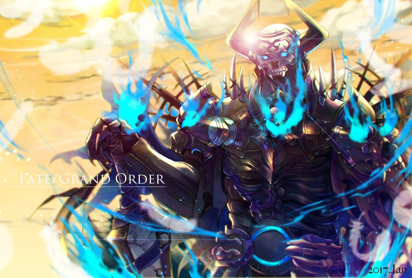 Fate AowVN%2B%252864%2529 - [ Hình Nền ] Anime Fate/GrandOrder tuyệt đẹp Full HD | Wallpaper