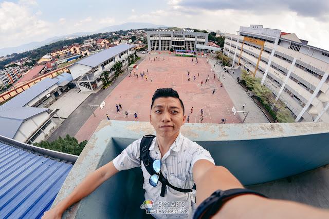 大大哒 ThinkBigBig 电影拍摄地点 一日游 芙蓉中华中学 Seremban Chung Hua High School