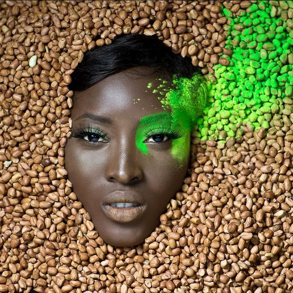 African Spice and Grains Inspired Beauty