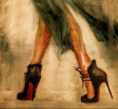 La danza de tus pasos