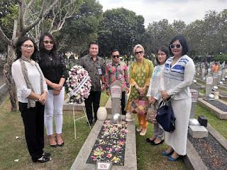 Menghormati Jasa Pahlawan Sulut. Kartika Pimpin Ziarah di TMP Kalibata
