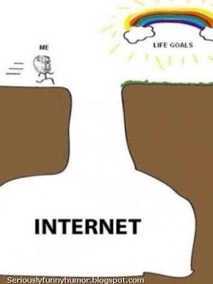 Me - Internet - Life Goals