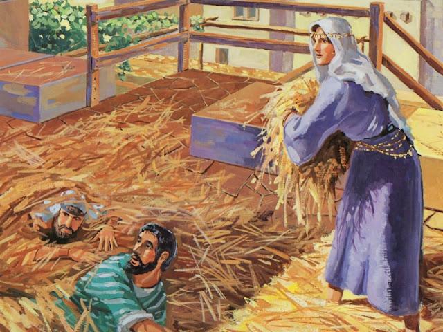 Rahab-espias