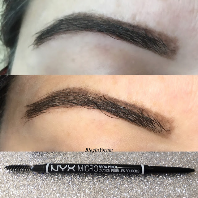 nyx micro brow pencil kaş kalemi espresso expresso 3