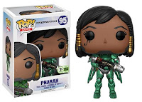 Pop! Games: Overwatch - Emerald Pharah.