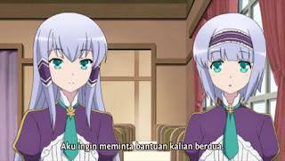 Download Isekai wa Smartphone to Tomo ni Episode 02 Subtitle indonesia