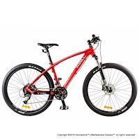 Sepeda Gunung Thrill Ravage 6.0 27,5 Inci