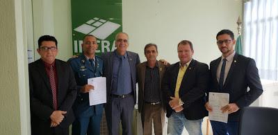 Deputados discutem regularização fundiária de Rondônia em Brasília