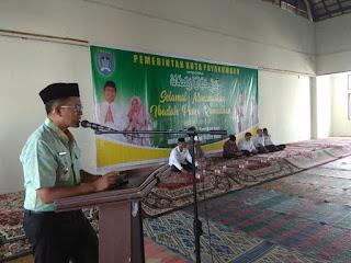 22 Mei Tim Safari Ramadhan Pemko Payakumbuh Mulai Bergerak