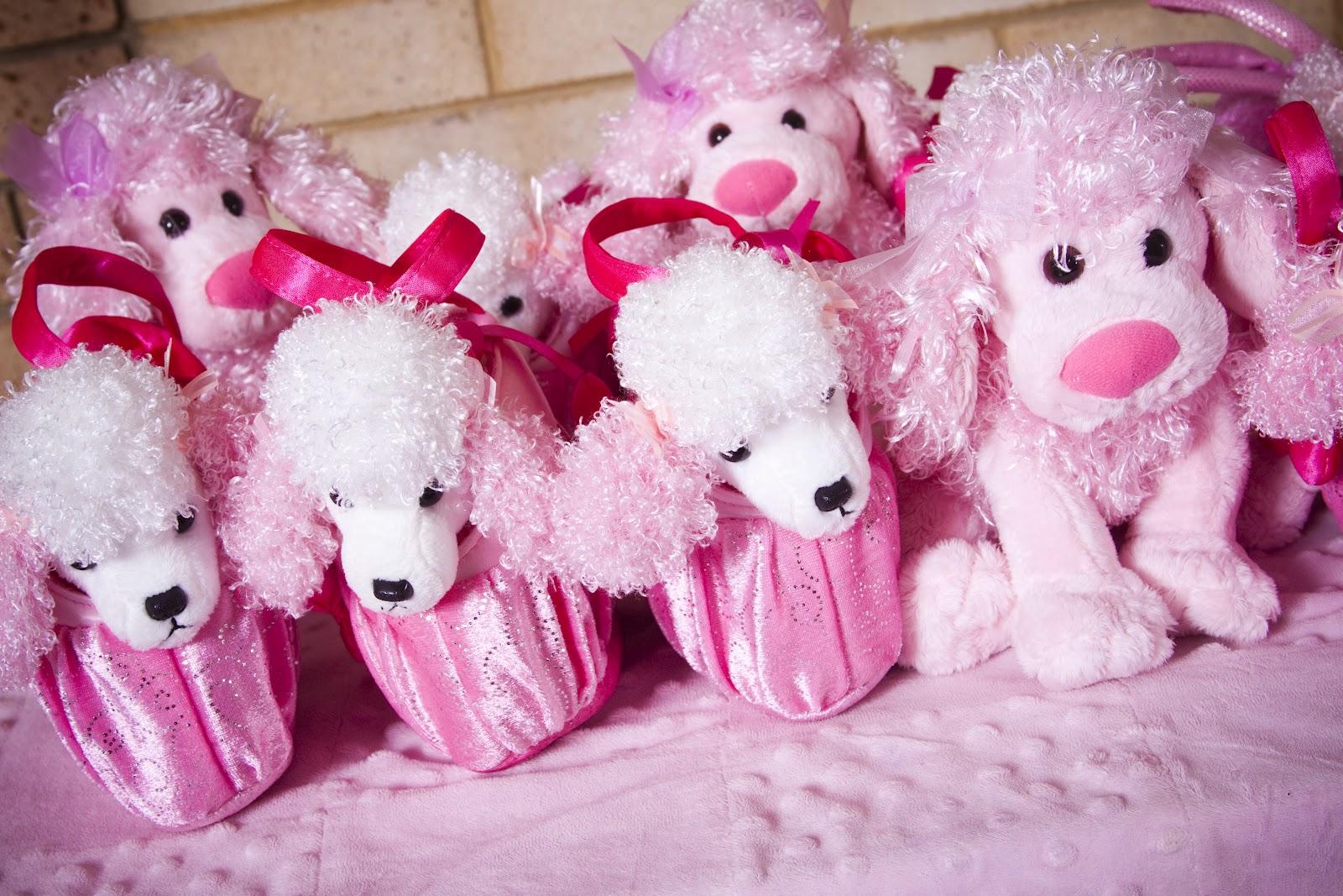 Ashlee Rae Designs Ashlee S Pink Poodle Party
