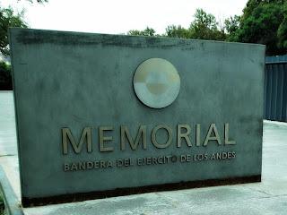 Memorial de la Bandera del Ejército de los Andes, Cidade de Mendoza