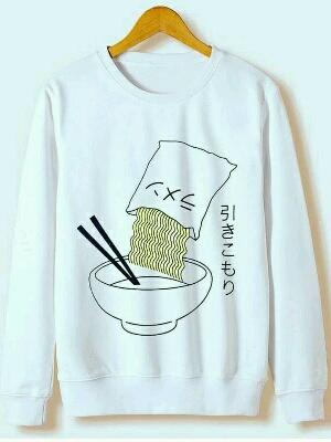 Ramen Sweater