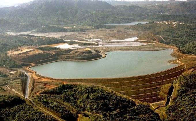 Mineradoras têm até agosto para retirar trabalhadores de perto de barragens