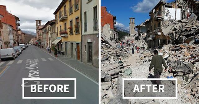 9 Dampak Gempa Bumi Bagi Kehidupan Manusia