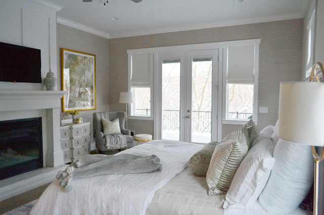 I appreciate the extra storage it provides  while also upping the style  factor in my room  Functional and beautiful is always a winning combination. My Master Bedroom Refresh   Sita Montgomery Interiors