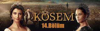 kösem sultan 14.bölüm izle