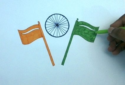 Republic Day Drawing Ideas