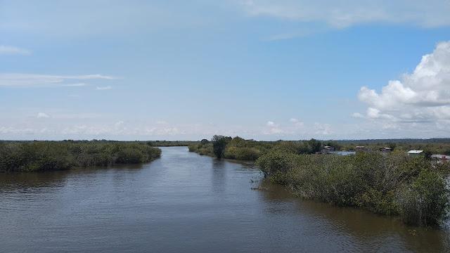 Taman Nasional Betung Kerihun Danau Sentarum Resmi Ditetapkan Sebagai Cagar Biosfer