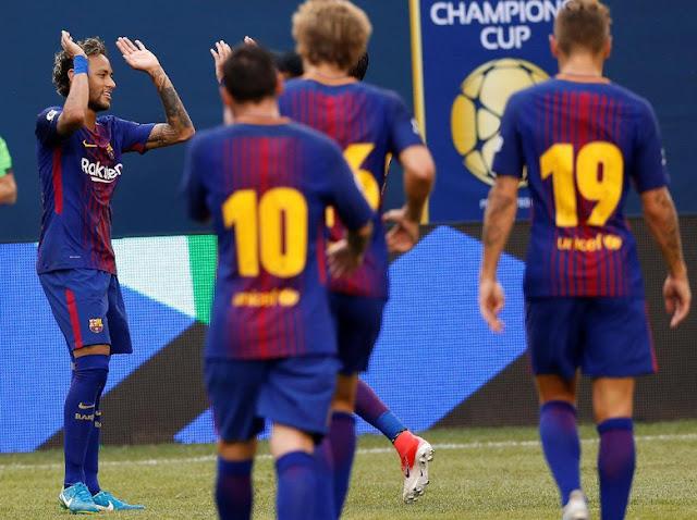 Kaka: Neymar Akan Tetap Hebat di Mana Saja