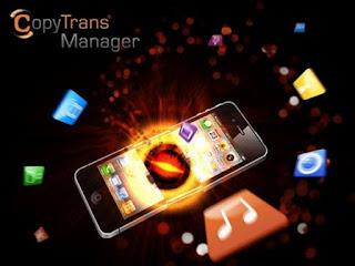 CopyTrans Manager Portable
