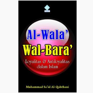 Buku al-wala wal bara