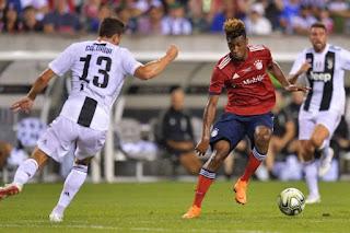 Benfica - Juventus Canli Maç İzle 28 Temmuz 2018