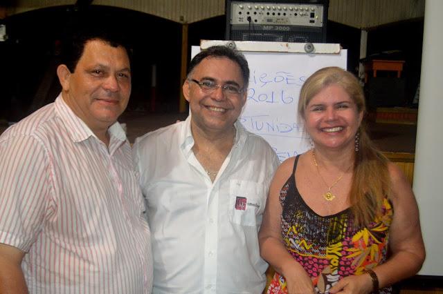 TARAUACÁ/ ELEIÇÕES 2016: COLIGAÇÃO DE MARILETE VITORINO FAZ PLANEJAMENTO DE CAMPANHA