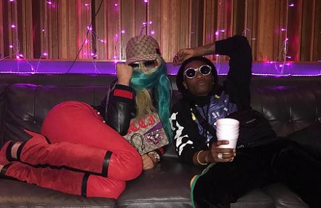 wizkid%2Band%2Bnicki 'Starboy Dey Here So' Wizkid Hangs Out With Nicki Minaj Entertainment Foreign