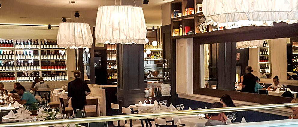 Salmorrejo La Finca De Susana Restaurante De Madrid
