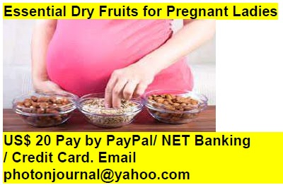 Essential Dry Fruits for Pregnant Ladies pregnancy book