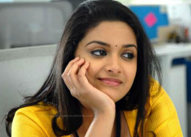 Keerthy Suresh Shocking Remuneration For Next