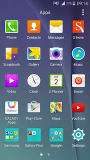 Galaxy Note 3 lolipop