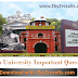 Anna University Important Questions April May 2018 UG PG