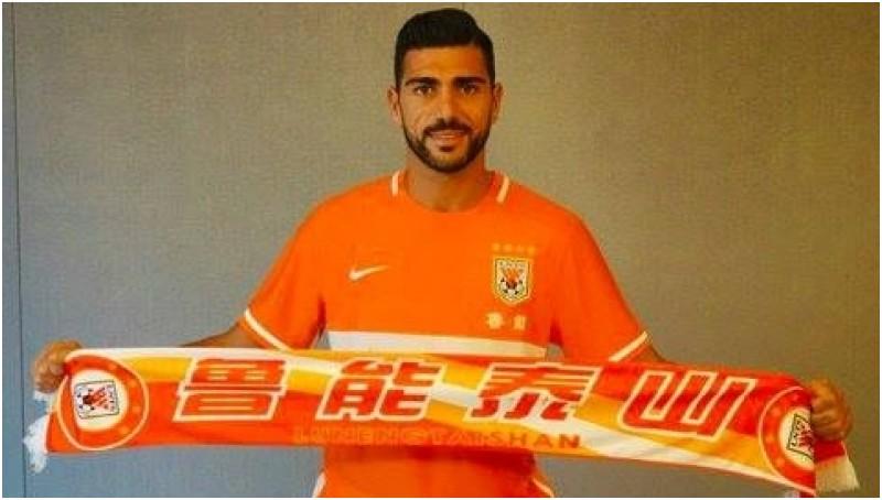Graziano Pelle resmi memperkuat klub China, Shandong Luneng