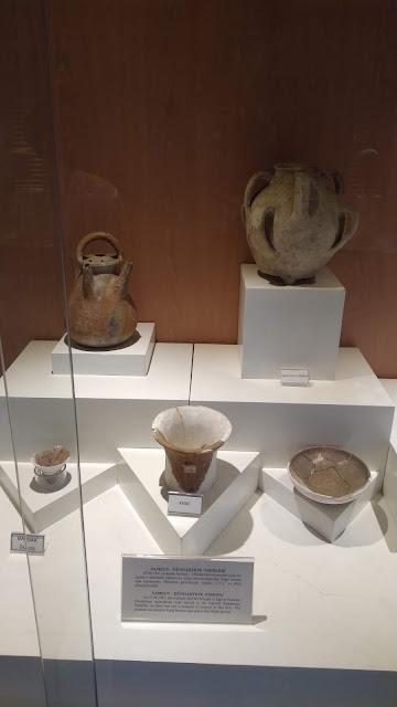 Samsun - Dündartepe Eserleri - Kastamonu Müzesi