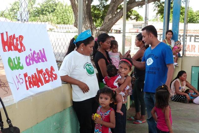 Fundación Nilecta Toyo e instituciones de La Villa agasajaron a los niños