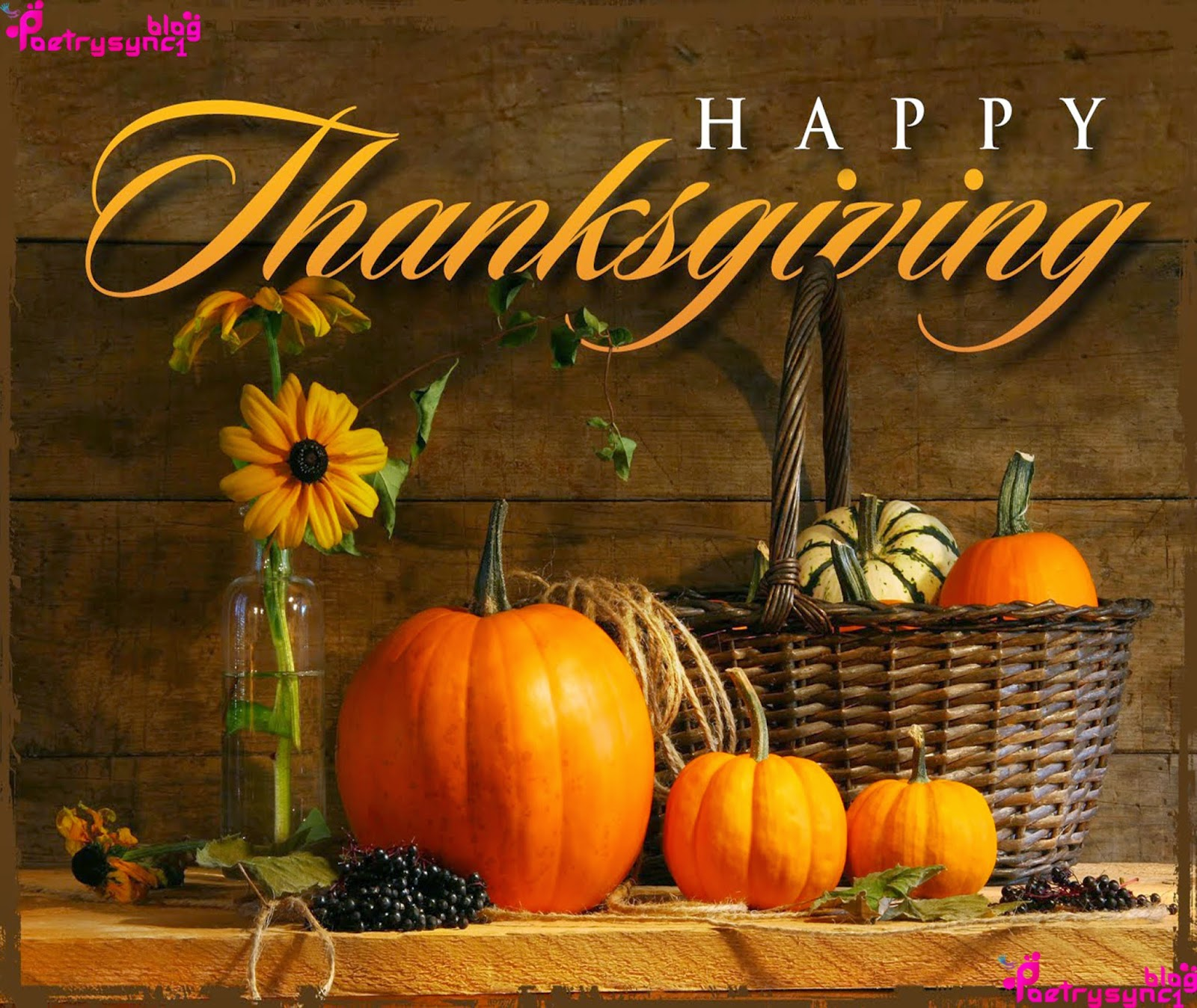 Thanksgiving Day Best Wallpapers Wishes With Top Best 25