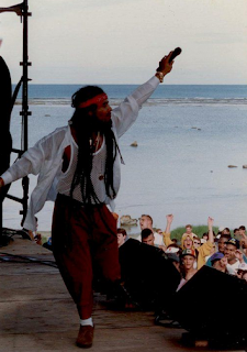 Back in Time....Maxi Priest Concert- Jeff's Pirates Cove- 1992
