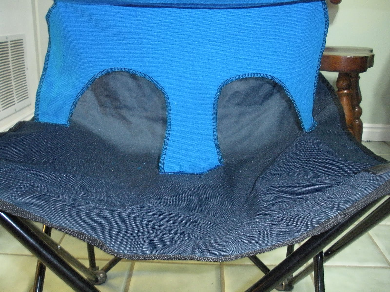 baby camping high chair floor protectors for legs life with the anderson diy