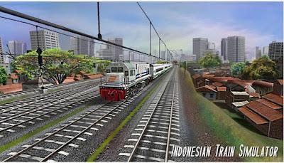 Indonesia Train Simulator Apk