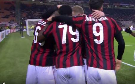 Milan Ludogorets 1-0 highlights e tabellino