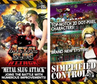 METAL SLUG ATTACK Mod Apk Data Unlimited Apk for android